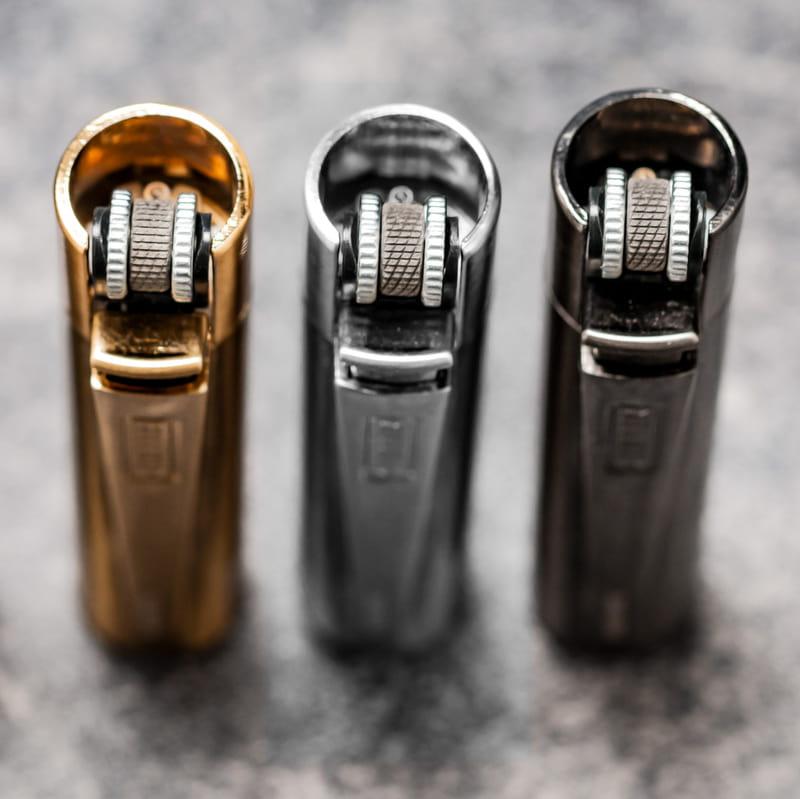 Kişiye Özel Clipper Metal Çakmak