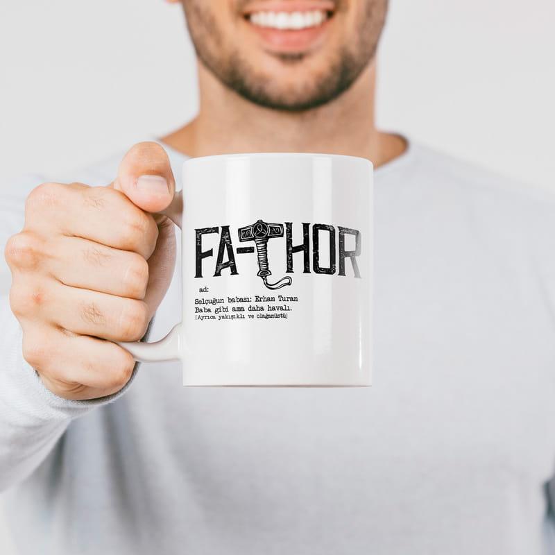Süper Babama Hediye Esprili Tasarım Kupa