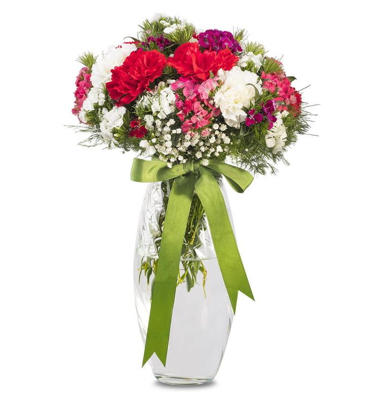 Tatlı Düşler Çiçek Aranjmanı