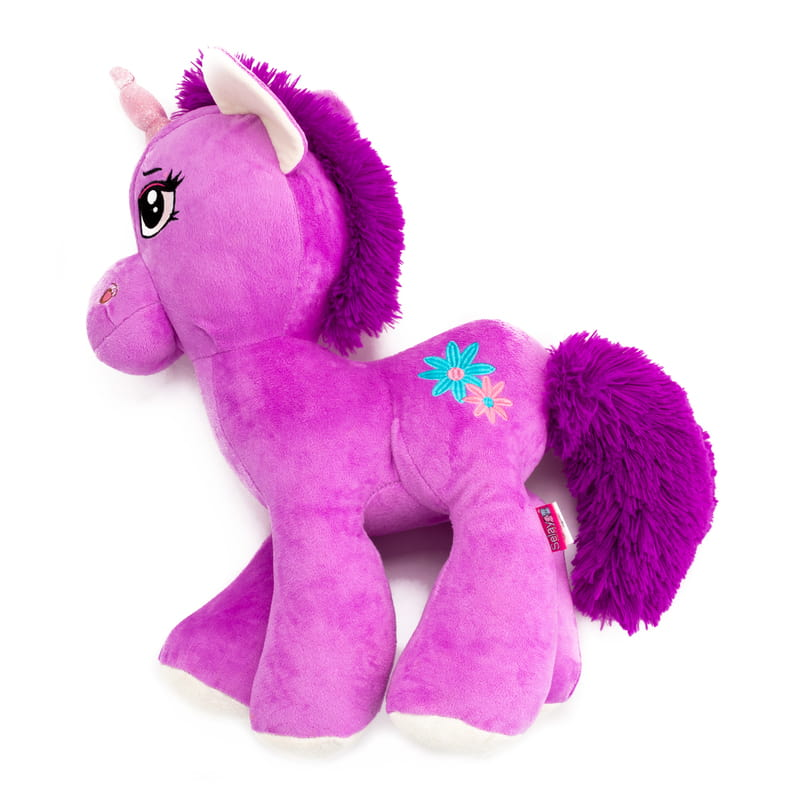 Unicorn Peluş - Tek Boynuzlu Oyuncak Peluş At