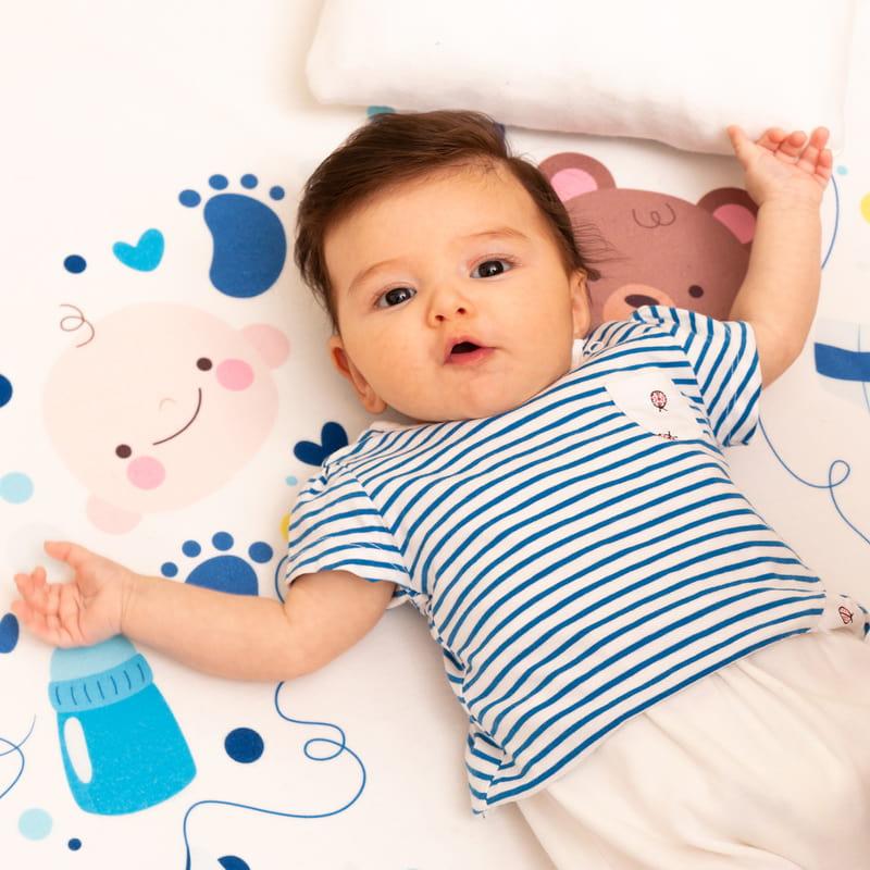Yeni Doğan Bebek Hediyesi İsimli Fotoğraf Battaniyesi Seti