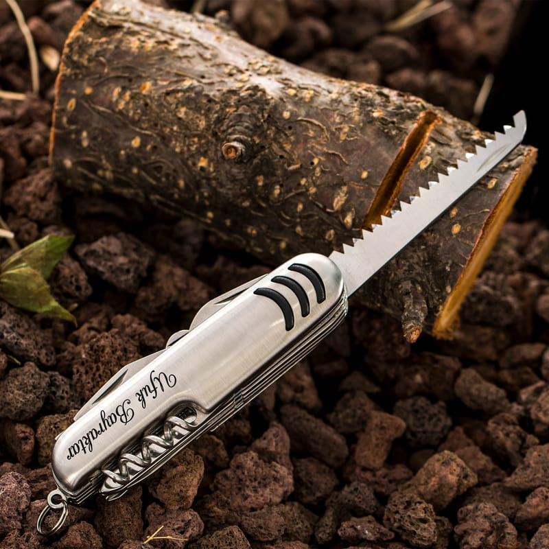 Anahtarlık Kalem Çakı Seti