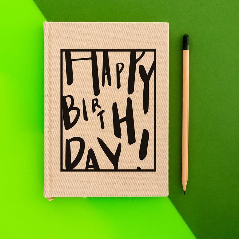 Happy B-Day Doğum Günü Hediye Kutusu