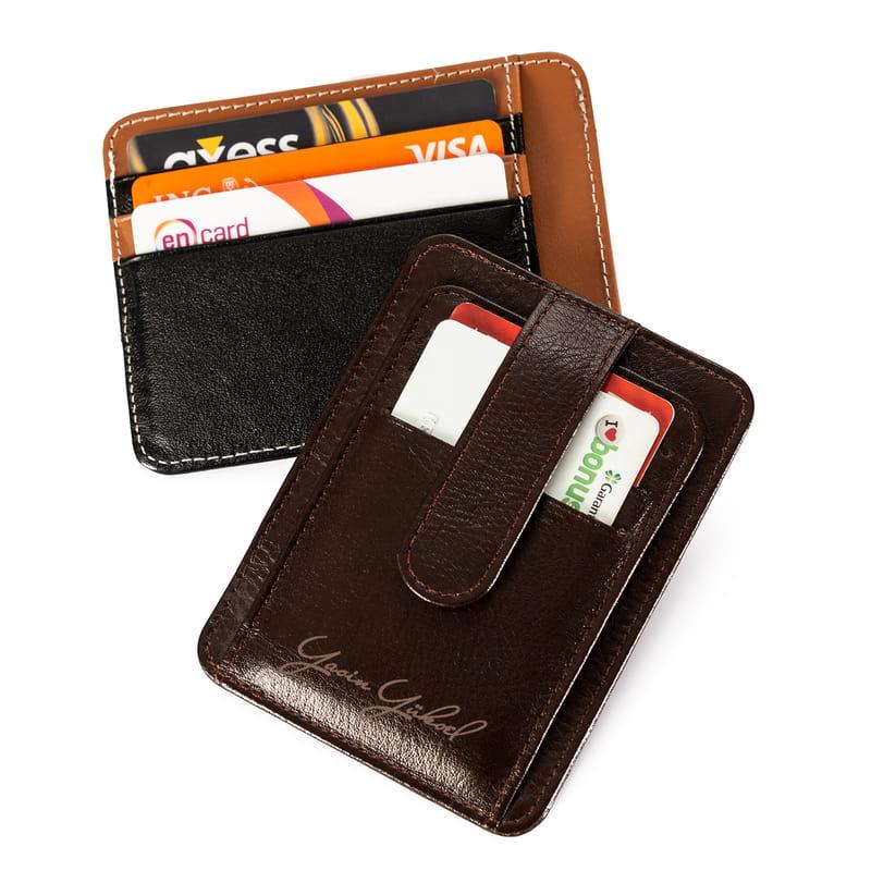 İmza Tasarımlı Dikey Model Kredi Kartlık