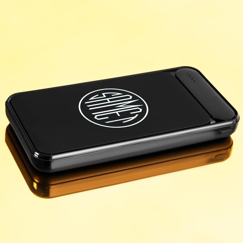 İsme Özel Logo Tasarımlı 10.000 mAh Powerbank