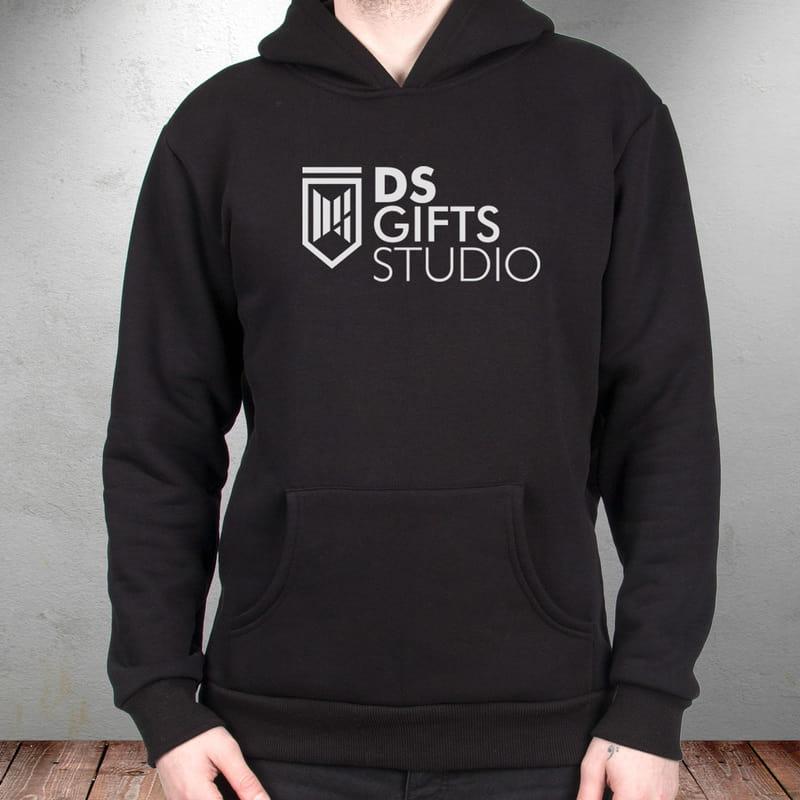 Kurumsal Firmalar İçin Logo Baskılı Kapşonlu Sweatshirt