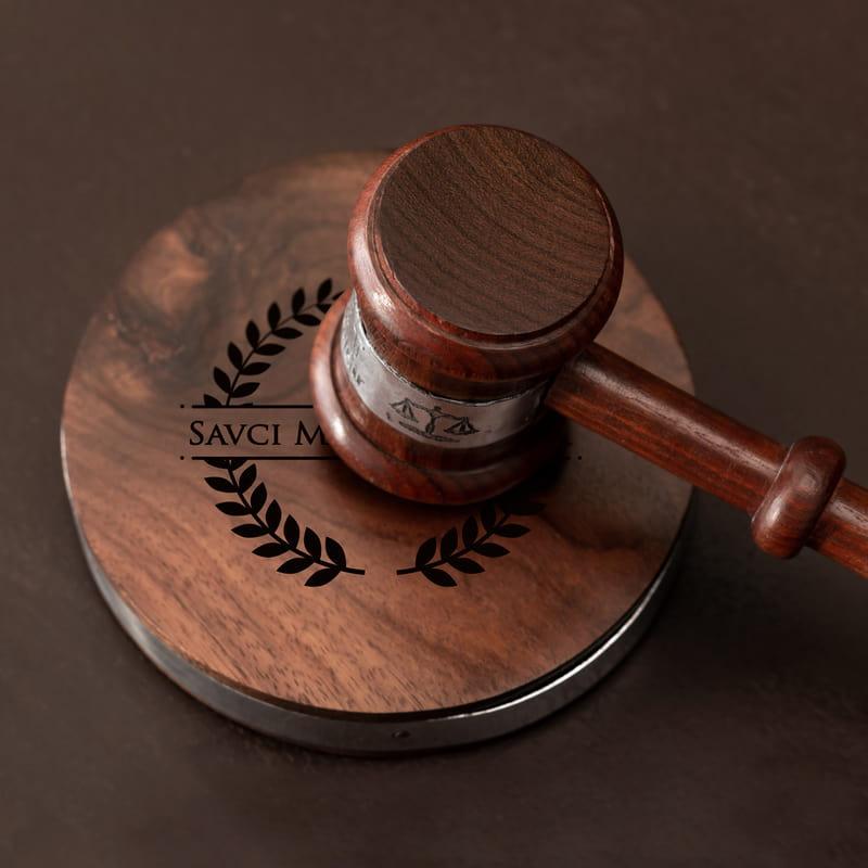 Savcılara Özel Hakim Tokmağı