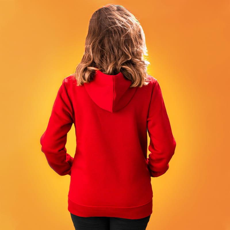 Çorumlulara Özel Tasarımlı Hediye Kapşonlu Sweatshirt