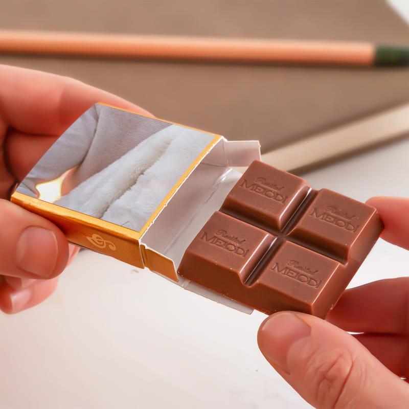 Fotoğraf Baskılı Puzzle Çikolatalar