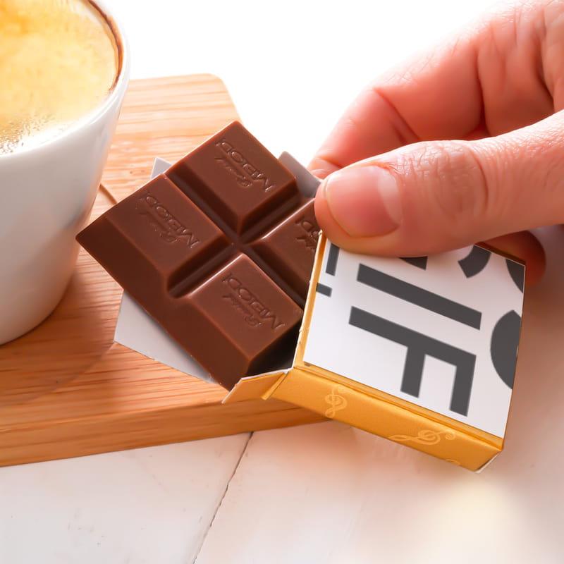 Kurumsal Hediye Logo Baskılı Çikolata