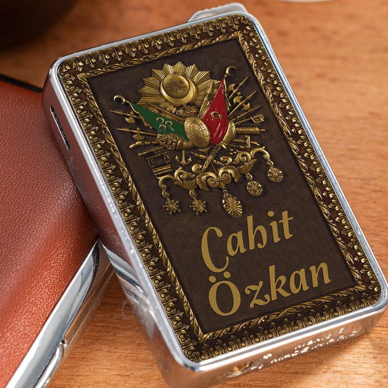 Osmanlı Armalı Çakmak