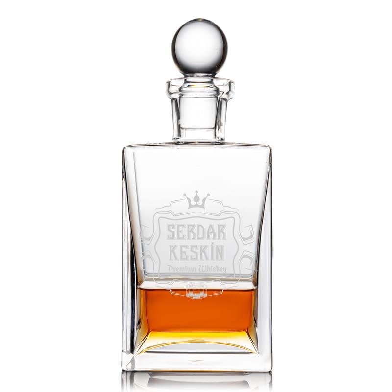 İsme Özel Premium Kutulu Orkney Viski Seti