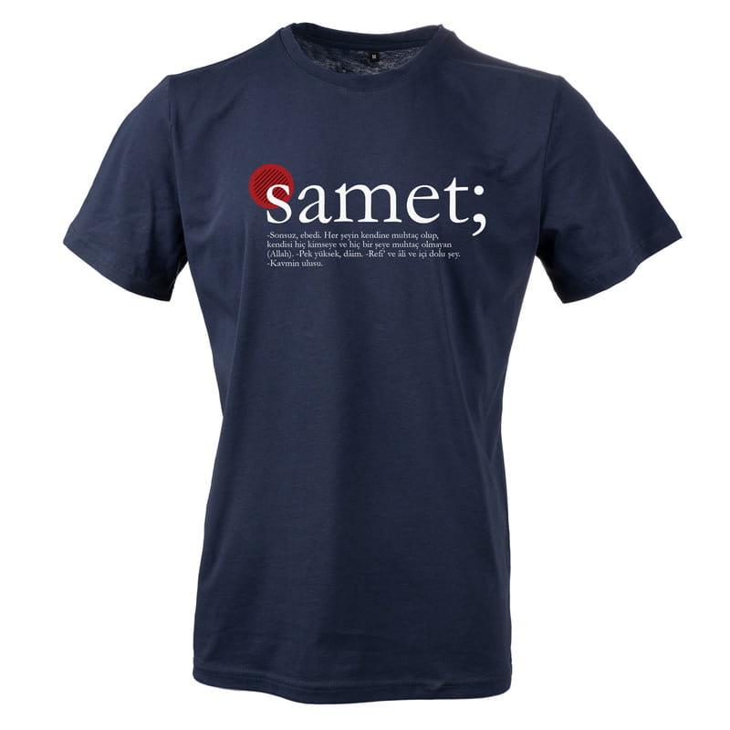 Kişiye Özel İsim Anlamlı Baskılı Tişört