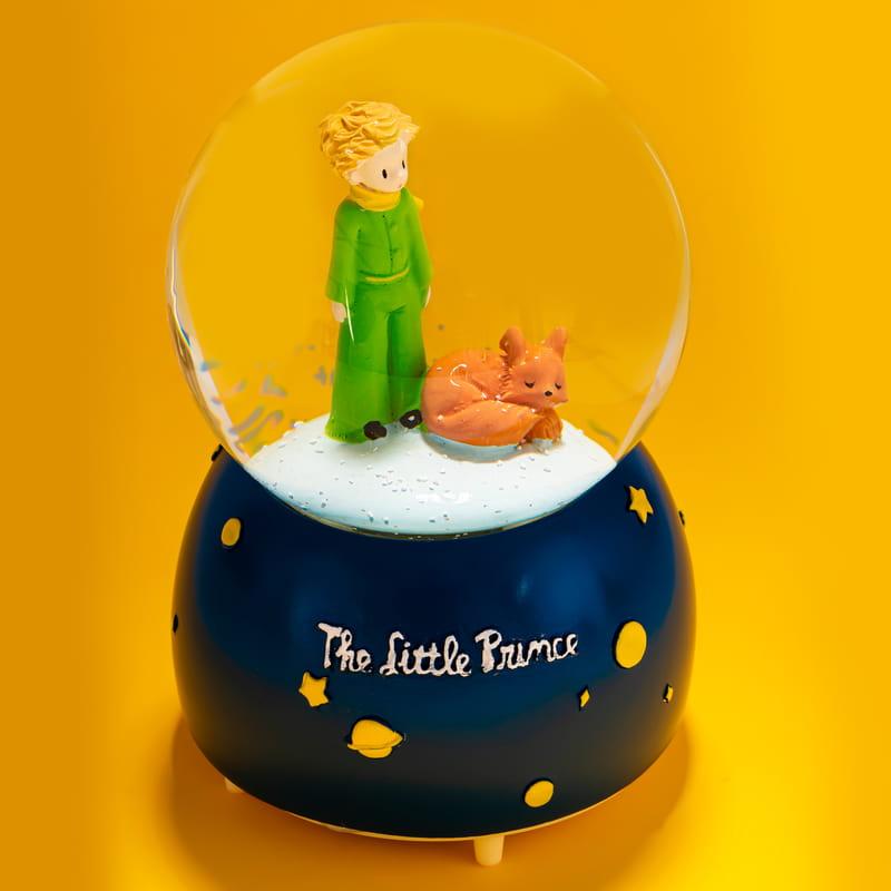 Küçük Prens Müzik ve Işıklı Kar Küresi