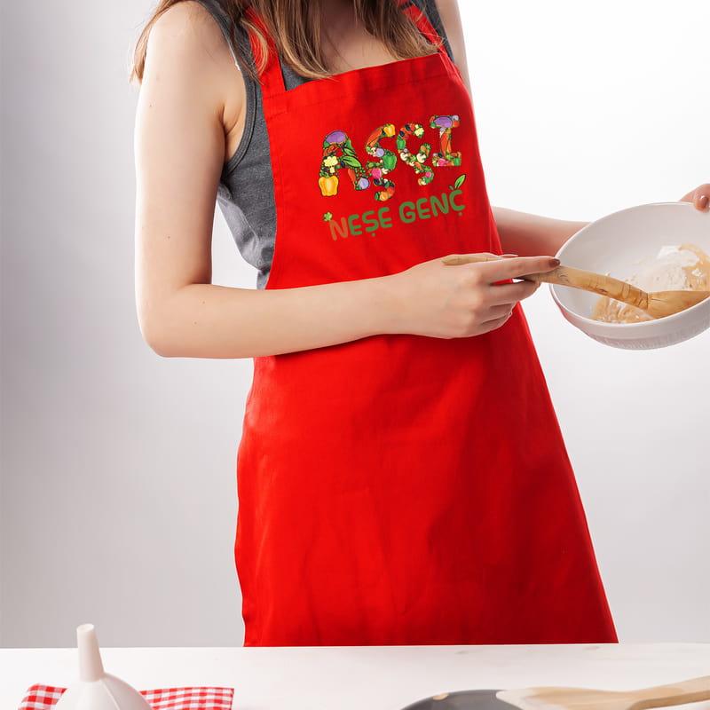 Şef Aşçılara Özel Mutfak Önlüğü