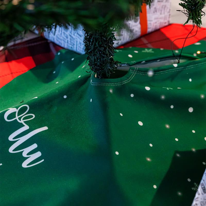 Ailenize Özel Yeni Yıl Hediyesi Çam Ağacı Eteği
