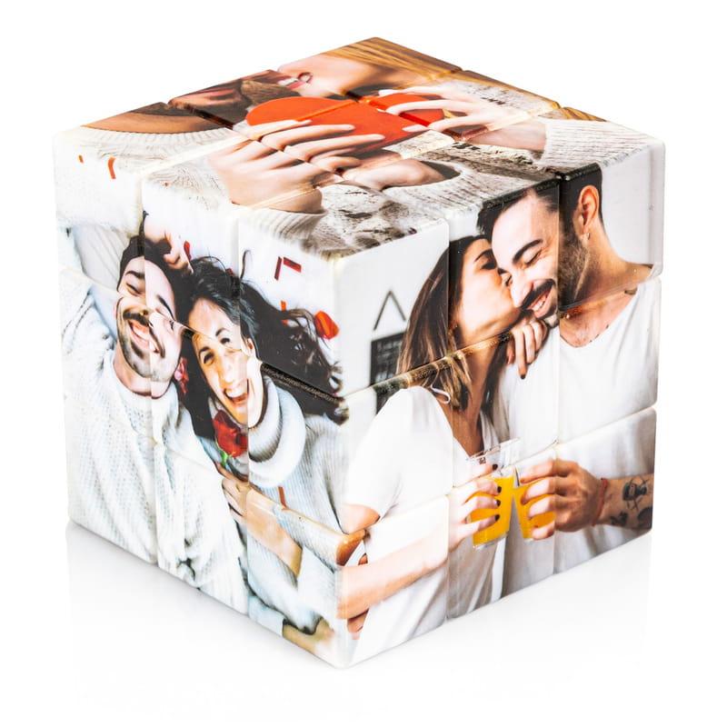 Kişiye Özel Fotoğraf Baskılı Rubik Küp