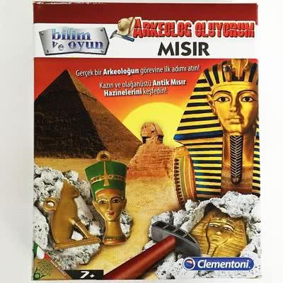 Arkeolog Oluyorum Çocuk Oyunu Mısır