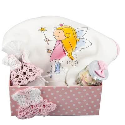 Baby Shower Yeni Doğan Kız Bebek Hediyesi