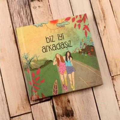 Yılbaşı Hediyesi Biz İyi Arkadaşız Kitabı