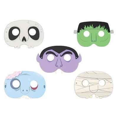 Canavarlar Parti Maskesi 5'li Set