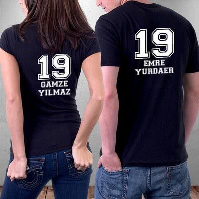 Erkeğe Hediye EURO 2016 Tişörtü