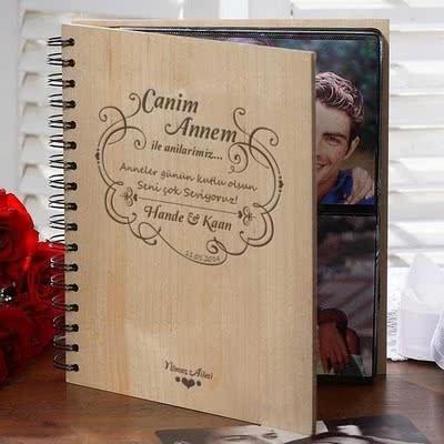 Fotoğraf Albümü Anneye Hediye