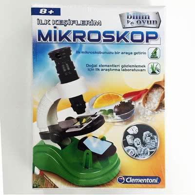 Çocuğa Özel Öğretici Hediye Mikroskop