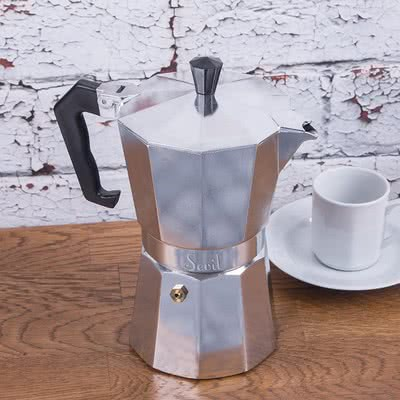 İsim Yazılı GAT Marka Espresso Makinası