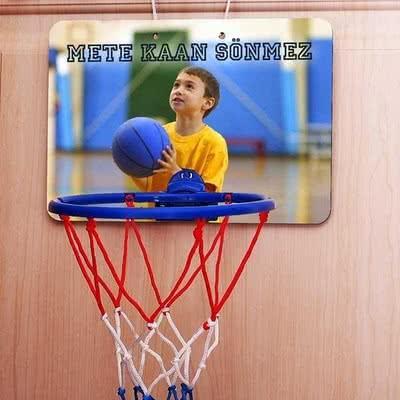 Çocuklara Yeni Yıl Hediyesi Basketbol Potası