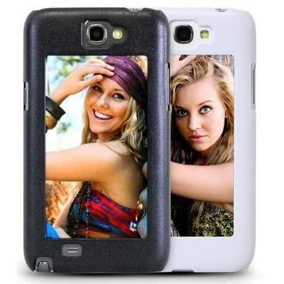 Kişiye Özel Samsung Galaxy Note 2 Telefon Kılıfı