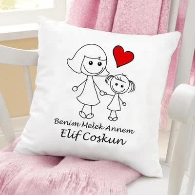 Annelere ve Kayınvalideye Özel Yastık