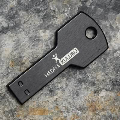 İş Arkadaşına Özel Hediye USB Anahtar Figürü