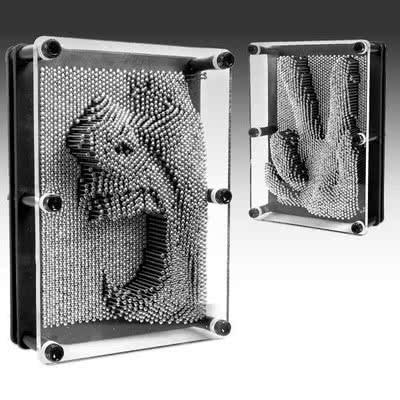 Metal Çivili Pinart Dekoratif Hediye