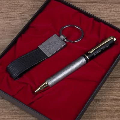 Mevlana Kabartmalı Kalem ve Anahtarlık
