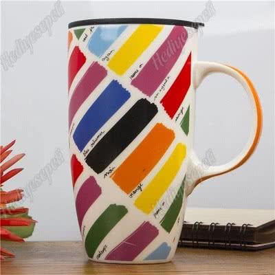 Renkli Termos Kupa