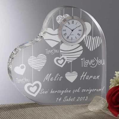Sevgiliye Güzel Hediye Kalp Ödülü