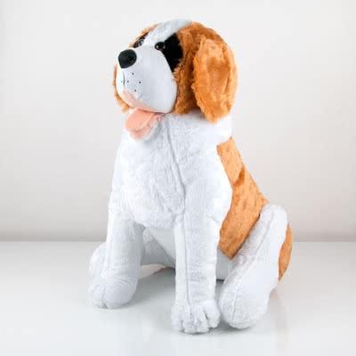 Senbernant Peluş Oyuncak Köpek