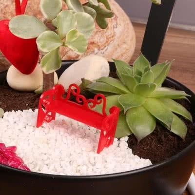 Sevgiliye Hediye Minyatür Sukulent Bahçe