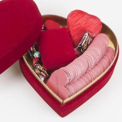 Sevgili İçin 365 Güne Özel Sevgi Mesajları Hediye Kutusu