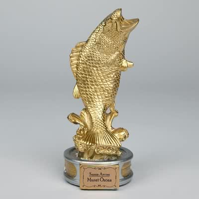 Balık Avcılarına Hediyelik Ödül