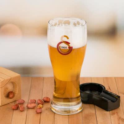 Galatasaray Logolu Bira Bardağı