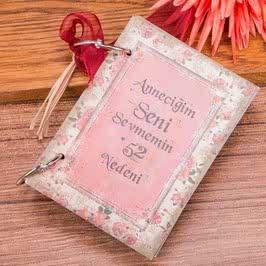 Annecim Seni Sevmemin 52 Nedeni Kitabı