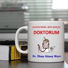 Ben Doktorum Kahve Kupası