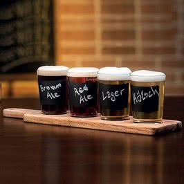 Bira Gurmelerine Özel İsim Yazılı Bira Tadım Seti