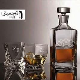 Chivas Tasarımlı Highland Viski Seti
