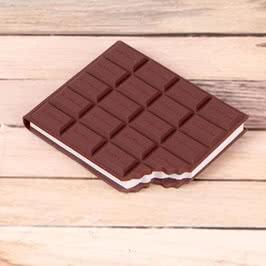 Gerçekçi Çikolata Not Defteri