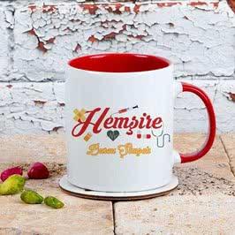 Hemşirelere Özel Tasarımlı Kahve Kupası