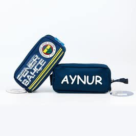 İsim Yazılı Lisanslı Fenerbahçe Kalem Kutusu