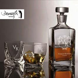 İsme Özel Highland Viski Seti